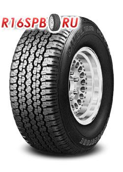 Всесезонная шина Bridgestone Dueler HT 689 205/80 R16 110R