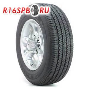 Всесезонная шина Bridgestone Dueler HT D684 II 205/65 R16 95T