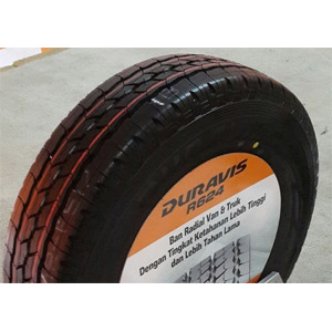 Летняя шина Bridgestone Duravis R624