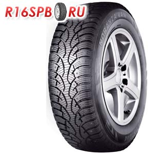 Зимняя шипованная шина Bridgestone Noranza Van 195/65 R16C 104/102R