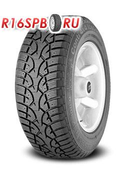 Зимняя шипованная шина Continental 4x4IceContact 235/60 R18 107T