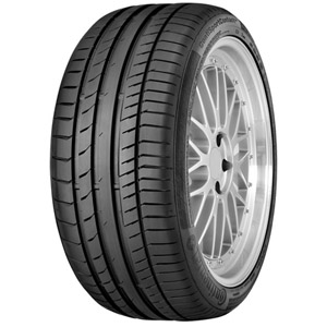 Летняя шина Continental ContiSportContact 5 255/35 R20 97Y