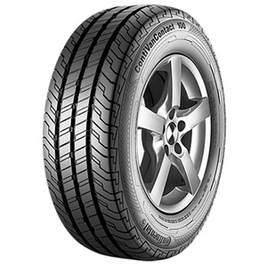 Летняя шина Continental ContiVanContact 100 225/75 R16C 116/114R
