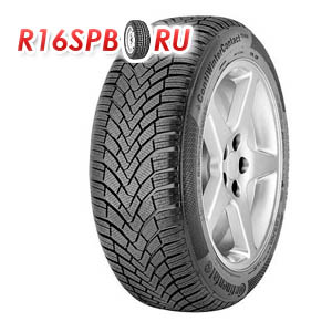 Зимняя шина Continental ContiWinterContact TS850 205/55 R16 91T XL