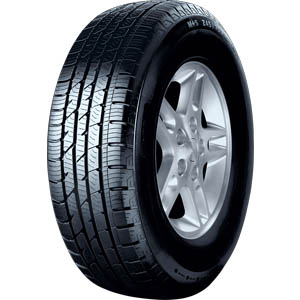 Летняя шина Continental CrossContact LX 245/70 R16 107T