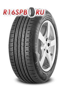 Летняя шина Continental EcoContact 5 205/55 R17 95V XL