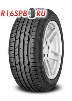 Летняя шина Continental PremiumContact 2 205/55 R17 91V