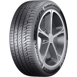Летняя шина Continental PremiumContact 6 235/50 R19 99W
