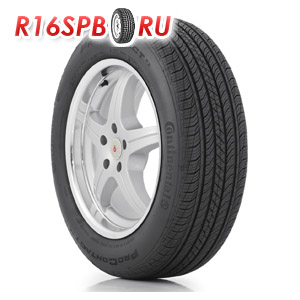 Летняя шина Continental ProContact TX 245/50 R18 100H