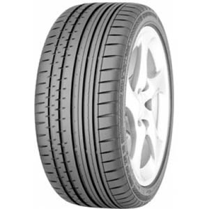 Летняя шина Continental SportContact 2 245/45 R18 100Y XL