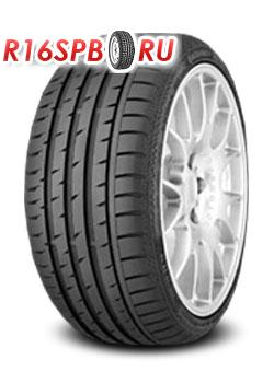 Летняя шина Continental SportContact 3 265/35 R18  XL