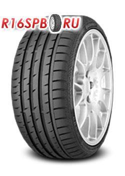 Летняя шина Continental SportContact 3 305/30 R19 102Y XL