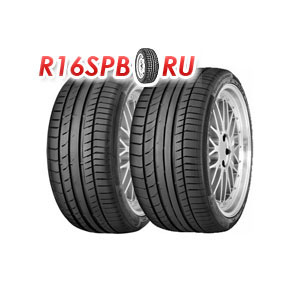 Летняя шина Continental SportContact 5P 225/45 R18 91Y