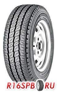 Летняя шина Continental Vanco 8 195/75 R16C 107/105T