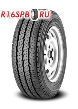 Летняя шина Continental Vanco 205/75 R16C 110/108T