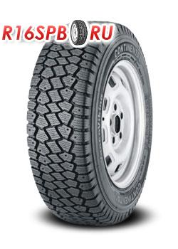 Зимняя шипованная шина Continental VancoViking 205/70 R15C 106/104R