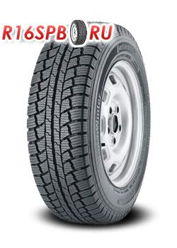 Зимняя шипованная шина Continental VancoWinter 205/65 R16C 107/105T