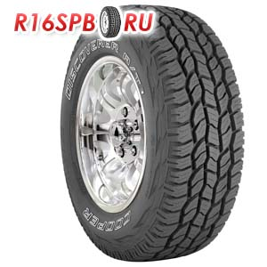 Всесезонная шина Cooper Discoverer AT 3 LT 265/65 R17 120/117R