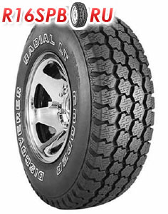 Всесезонная шина Cooper Discoverer LT LT 245/75 R16 108Q