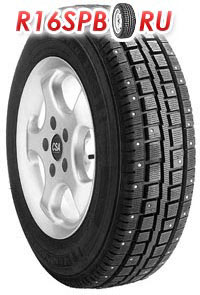 Зимняя шипованная шина Cooper VanMaster M+S 195/65 R16C 104/102R