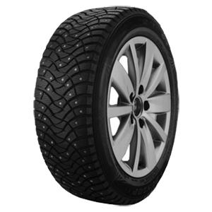 Зимняя шипованная шина Dunlop Grandtrek Ice 03 235/55 R19 105T