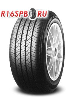 Летняя шина Dunlop SP Sport 270 225/55 R17 97W