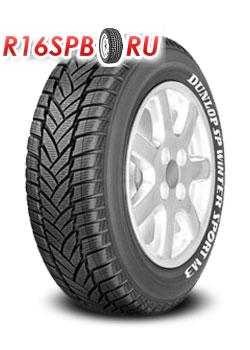 Зимняя шина Dunlop SP Winter Sport M3 245/45 R18 100V XL