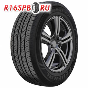 Летняя шина Federal Xtramile XR01 165/70 R14 81T