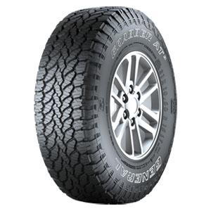 Всесезонная шина General Tire Grabber AT3 205/70 R15 96T
