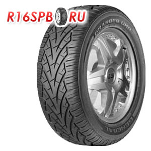 Всесезонная шина General Tire Grabber UHP 275/55 R20 117V XL
