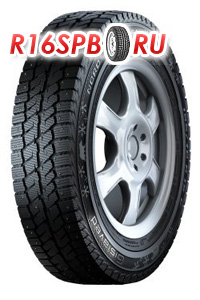 Зимняя шипованная шина Gislaved Nord Frost Van SD 195/75 R16C 107/105R