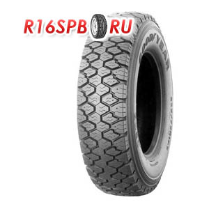 Зимняя шина Goodyear Cargo Ultra Grip G124 225/75 R16C 118/116N
