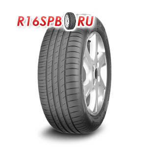 Летняя шина Goodyear Efficientgrip Performance 205/55 R17 91W