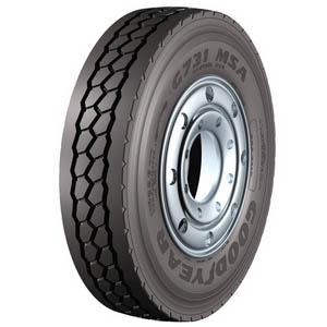 Всесезонная шина Goodyear G731 MSA