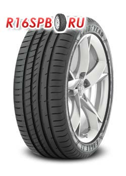 Летняя шина Goodyear Eagle F1 Asymmetric 2 265/45 R18 101Y