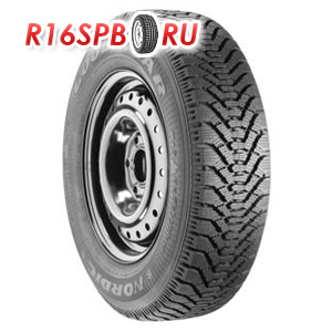 Зимняя шипованная шина Goodyear Nordic Winter Radial HT 235/60 R16 100T