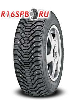 Зимняя шипованная шина Goodyear Ultra Grip 500 195/55 R16 87T