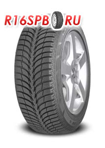 Зимняя шина Goodyear Ultra Grip Ice + 215/55 R17 98T XL