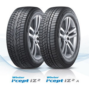 Зимняя шина Hankook Winter i*cept IZ2 W616 205/50 R17 93T