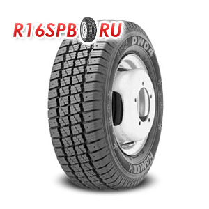 Зимняя шипованная шина Hankook Winter Radial DW04 5/80 R12C 83/81P