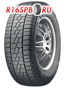Зимняя шипованная шина Kumho KW11 205/75 R15 97Q