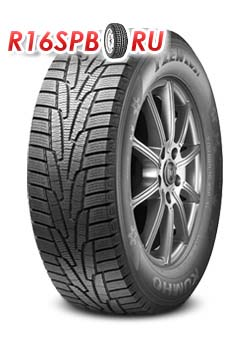 Зимняя шина Kumho KW31 195/55 R16 91R XL