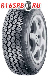 Зимняя шипованная шина Lassa Winterra 205/65 R15C 102/100R