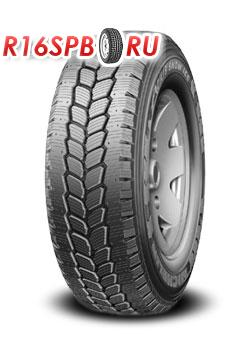 Зимняя шипованная шина Michelin Agilis 81 Snow Ice 195/75 R16C 107Q