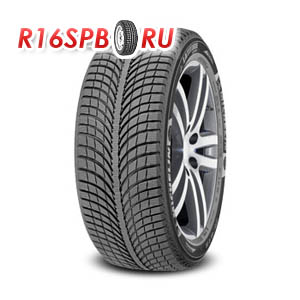 Зимняя шина Michelin Latitude Alpin 2 235/60 R18 107H XL
