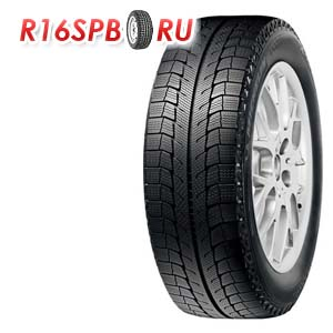 Зимняя шина Michelin Latitude X-Ice 2 255/65 R17 110T
