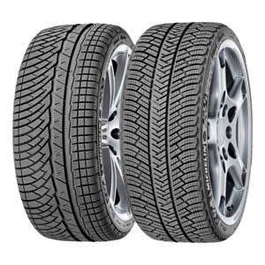 Зимняя шина Michelin Pilot Alpin 4 245/35 R20 95W