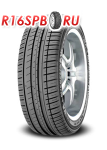 Летняя шина Michelin Pilot Sport 3 195/45 R16 84V XL