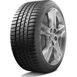 Всесезонная шина Michelin Pilot Sport A/S 3+