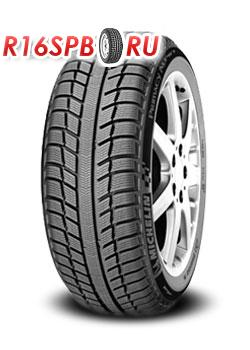 Зимняя шина Michelin Primacy Alpin 3 205/55 R16 91H